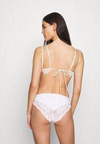 Free People - CORA BRALETTE - Triangle bra - white - 2