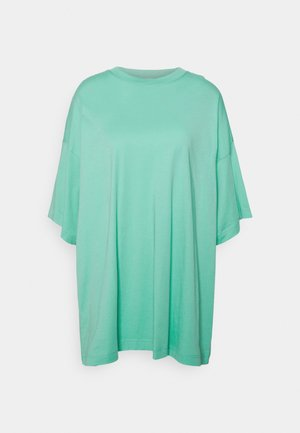 HUGE - Basic T-shirt - turqoise green