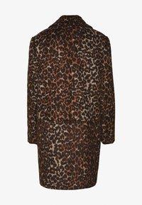 Steffen Schraut - HIGHGROVE LUXURY COAT - Classic coat - wild brown - 1