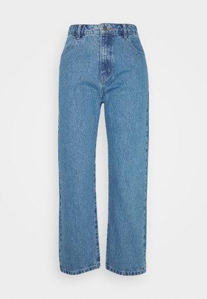 SHELBY - Straight leg -farkut - classic blue