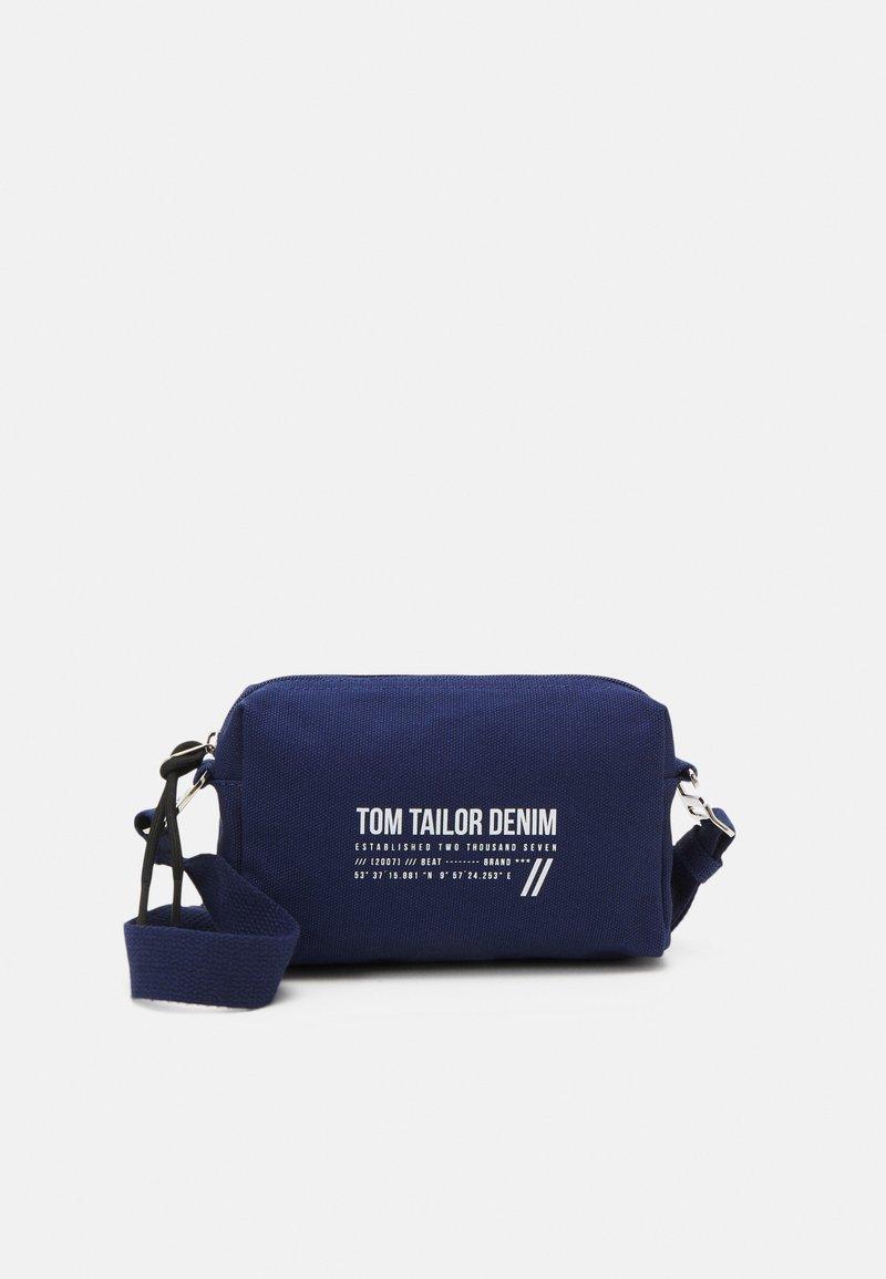 TOM TAILOR DENIM - LIA - Across body bag - dark blue