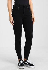 Dr.Denim Petite - LEXY - Jeans Skinny Fit - black - 0