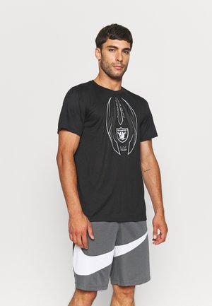 NFL LAS VEGAS RAIDERSNIKE ICON LEGEND - Club wear - black