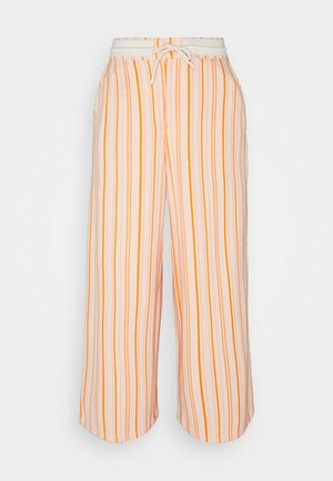 MARKVEIEN TROUSER - Tracksuit bottoms - orange