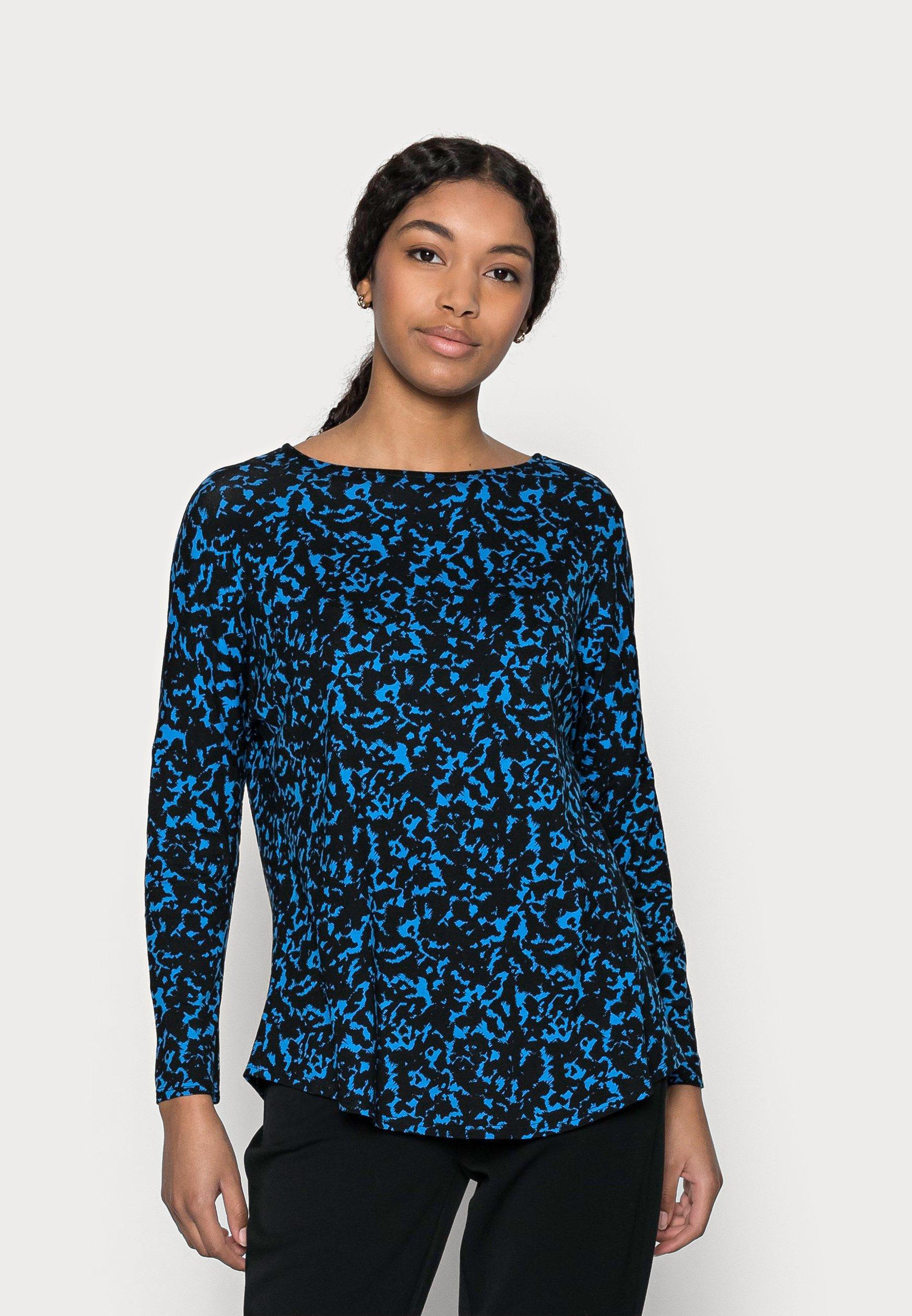 Women SMUDGE DOLMAN - Long sleeved top