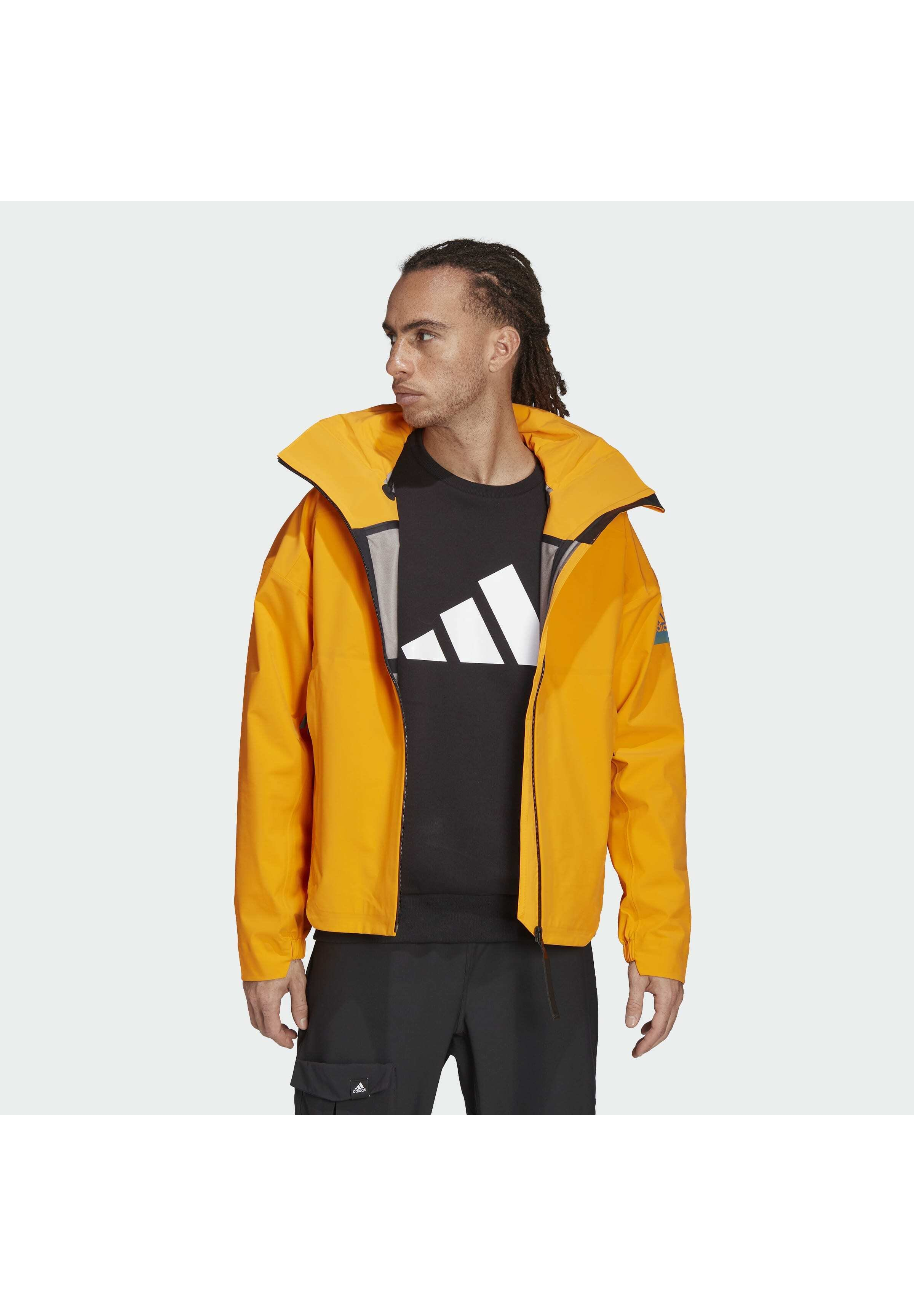 Men MYSHELTER RAIN.RDY - Hardshell jacket