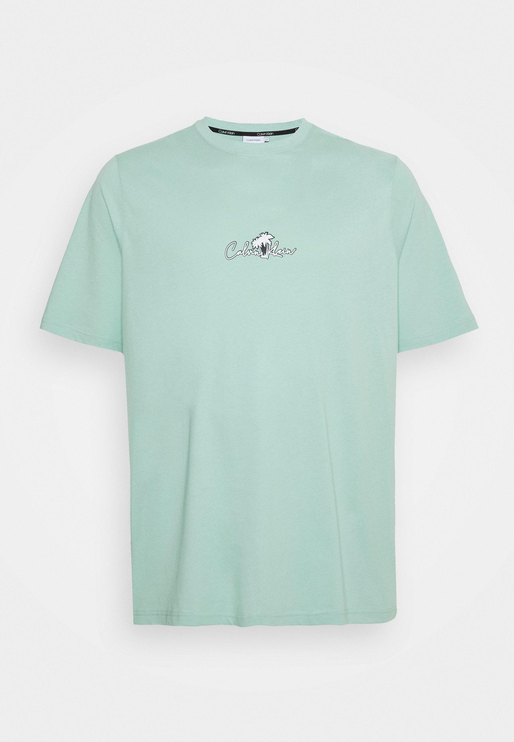 Men SUMMER CENTER LOGO - Print T-shirt
