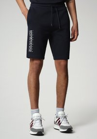 Napapijri - NALLAR - Shorts - blu marine - 0