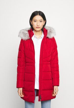 PADDED COAT - Cappotto invernale - arizona red