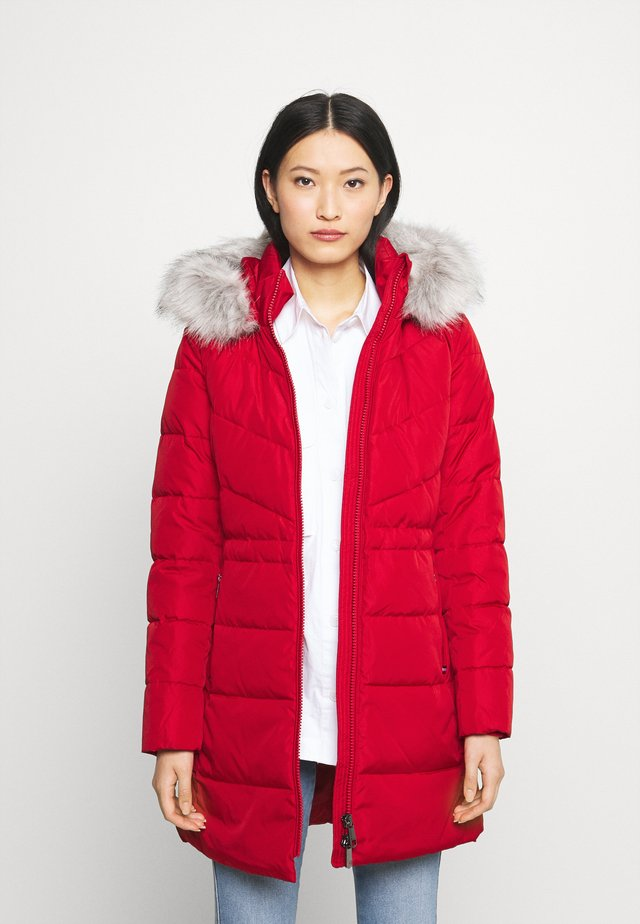 PADDED COAT - Winter coat - arizona red