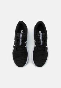 ASICS - PATRIOT 12 - Neutral running shoes - black/white - 3