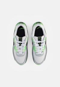 Nike Sportswear - NIKE AIR MAX - Sneakers - white/aquamarine-lime glow-off noir-pure platinum - 5
