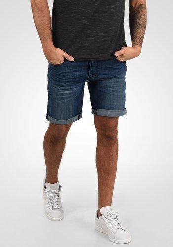 GRILITSCH - Denim shorts - blue denim