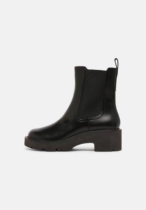MILAH - Platform ankle boots - black