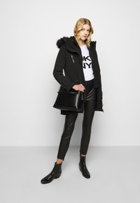 DKNY - PULL ON  - Leggings - Trousers - black - 1