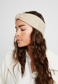 Pieces - Ear warmers - white pepper - 1