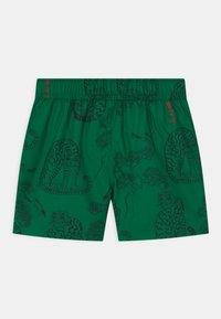 Mini Rodini - TIGERS - Swimming shorts - green - 1