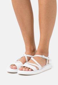 Tosca Blu - RAME - Sandals - bianco - 0