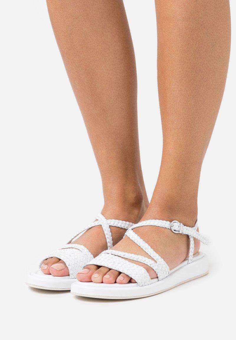 Tosca Blu - RAME - Sandals - bianco