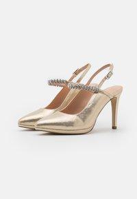Menbur - High heels - gold - 2