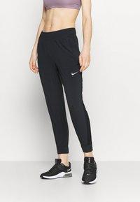 Nike Performance - PANT COOL - Pantalones deportivos - black/reflective silver - 0
