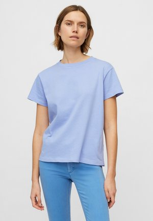 T-shirt basic - fresh spring sky