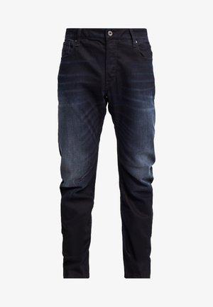 ARC 3D SLIM - Slim fit jeans - siro black denim aged