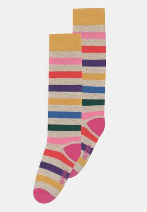 KNEE HIGH 2 PACK - Knee high socks - multi-coloured