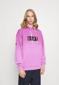 Grimey - FRENZY GRADIENT HOODIE UNISEX  - Sweatshirt - purple - 0