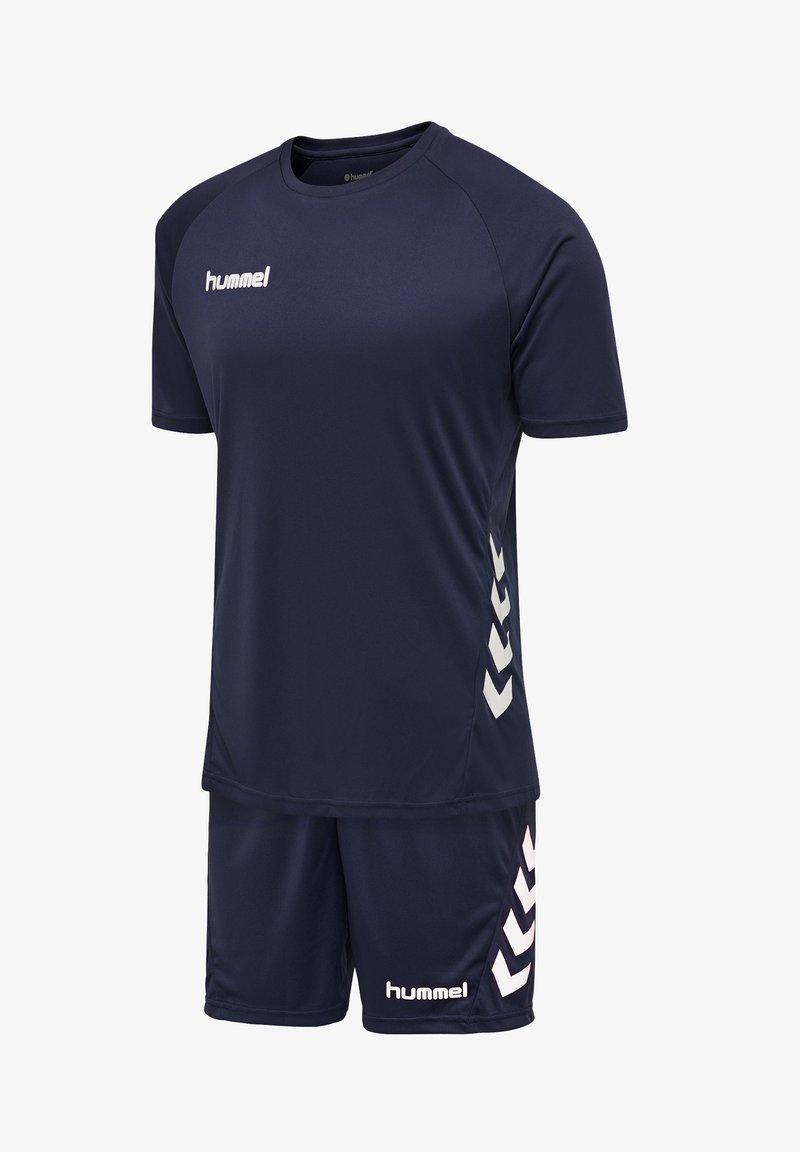 Hummel - Sports shorts - marine