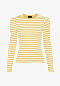 Pieces - PCANNA - Long sleeved top - ochre - 4