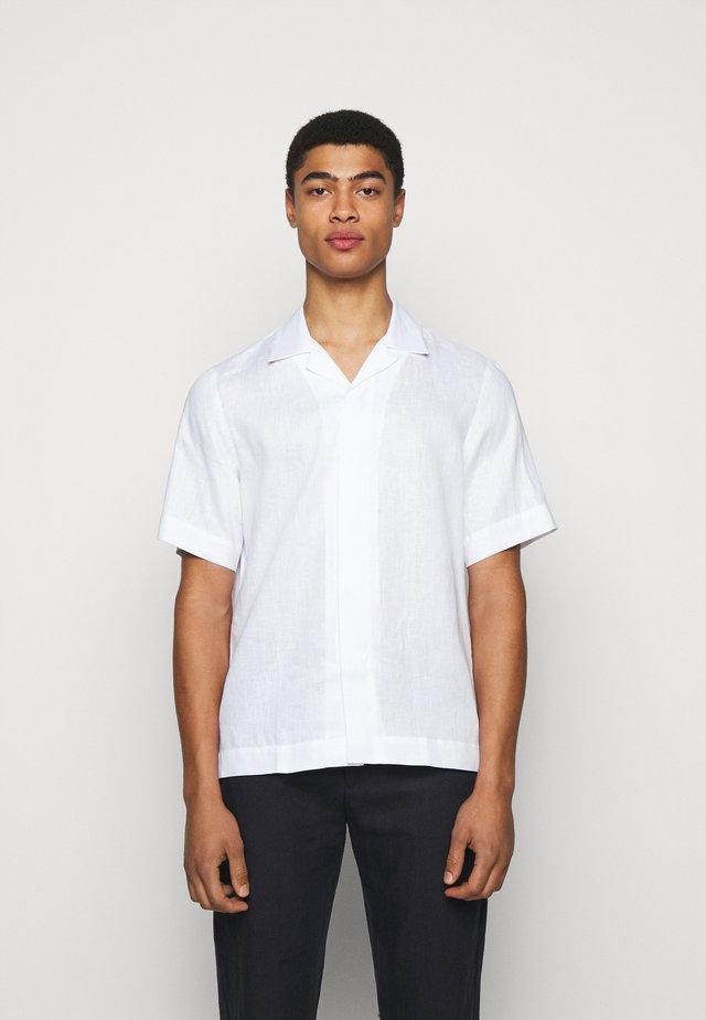 TAILORED - Hemd - white