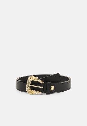 VITELLO BELTS - Belt - nero