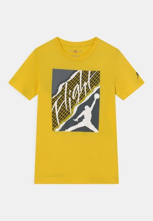 FLIGHT LIGHTNING - T-shirt imprimé - tour yellow