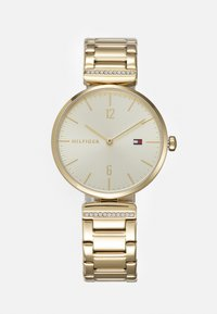 Tommy Hilfiger - DRESSED UP - Watch - gold-coloured - 0