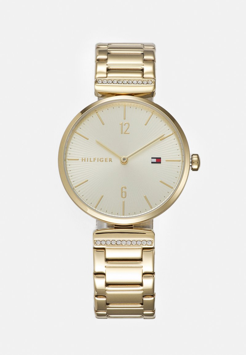 Tommy Hilfiger - DRESSED UP - Watch - gold-coloured
