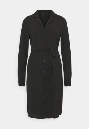 VMSAGA DRESS - Shirt dress - black