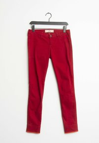 Hollister Co. - Trousers - red - 0