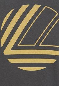 James Perse - GRAPHIC CREW NECK - Basic T-shirt - carbon - 2