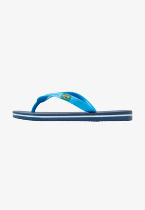 CLAS BRASIL II KIDS - Boty do bazénu - blue