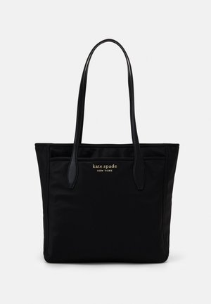 NEW LARGE TOTE - Tote bag - black