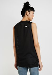 The North Face - LIGHT TANK - Top - black
