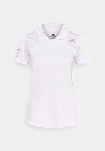 CLUB TENNIS AEROREADY - Treningsskjorter - white/grey two