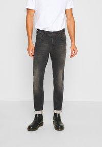 Petrol Industries - JACKSON - Slim fit jeans - black stone - 0