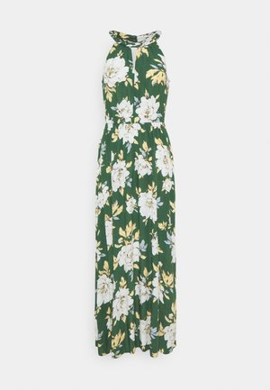 VIMESA BRAIDED DRESS - Maxi dress - garden topiary