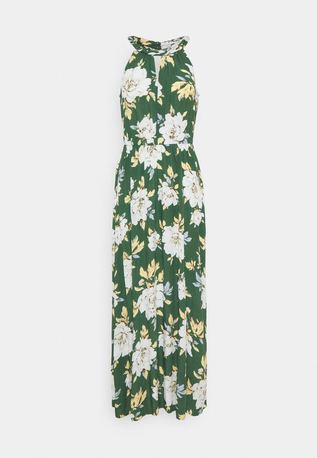 VIMESA BRAIDED DRESS - Maxi šaty - garden topiary