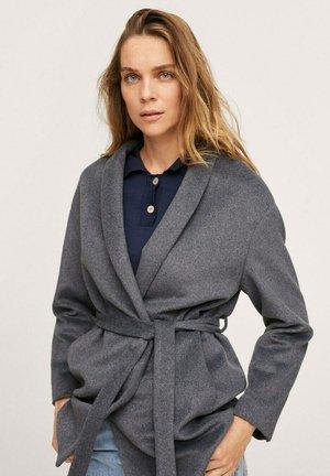 Short coat - gris