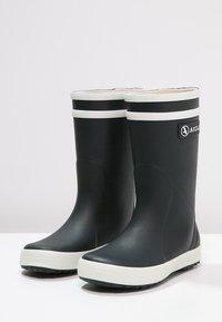 Aigle - LOLLY POP - Stivali di gomma - marine/blanc - 2