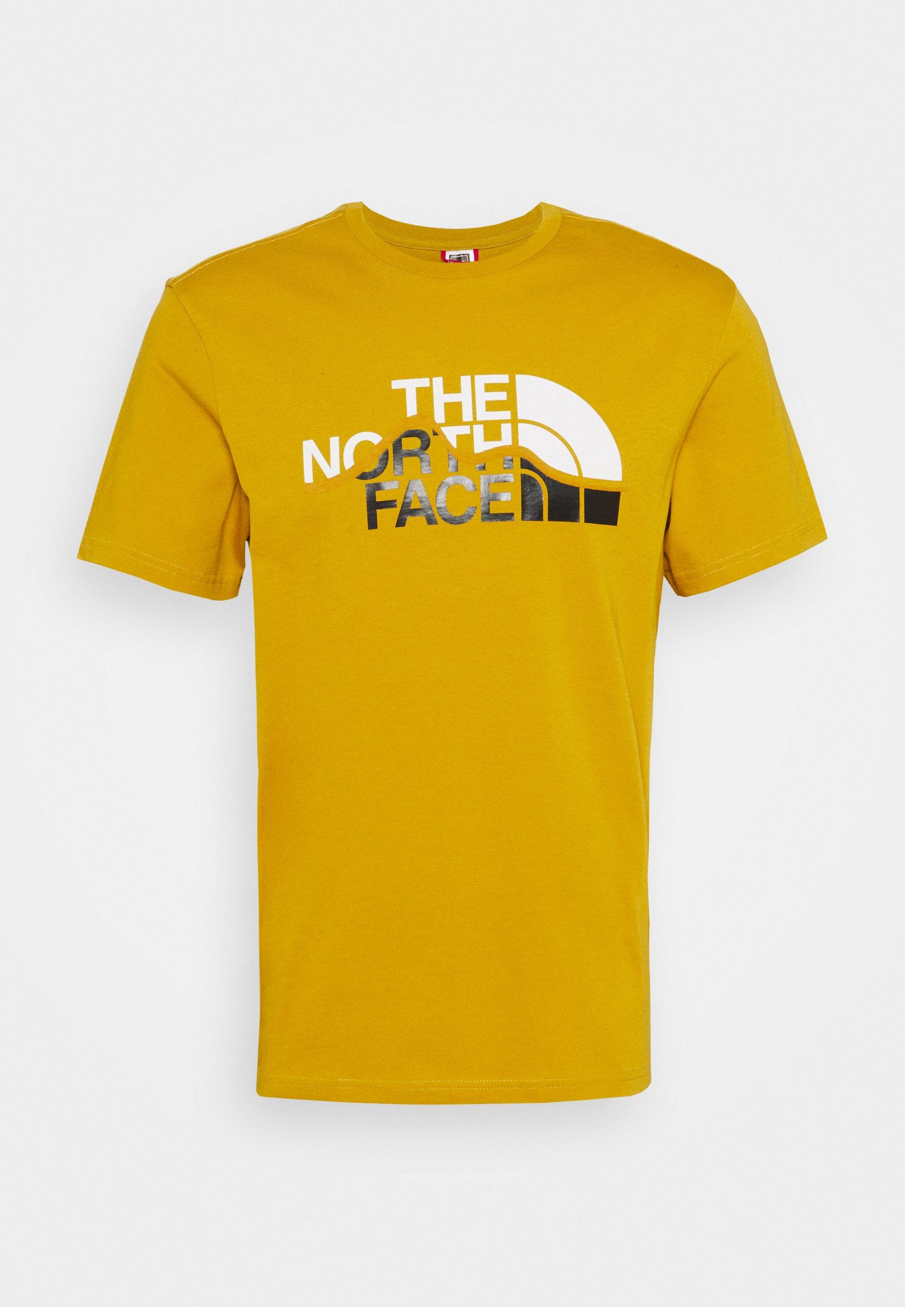 Herren MOUNTAIN LINE TEE - T-Shirt print