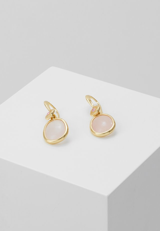 EARRINGS JOY - Oorbellen - gold-coloured